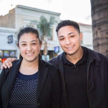 Jasmine and Adam