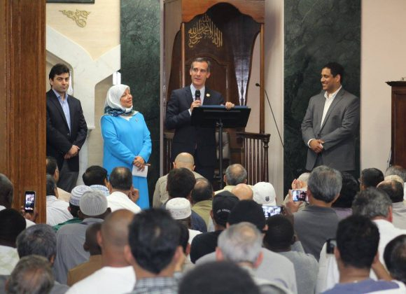 Mayor Garcetti Statement on the Holy Month of Ramadan