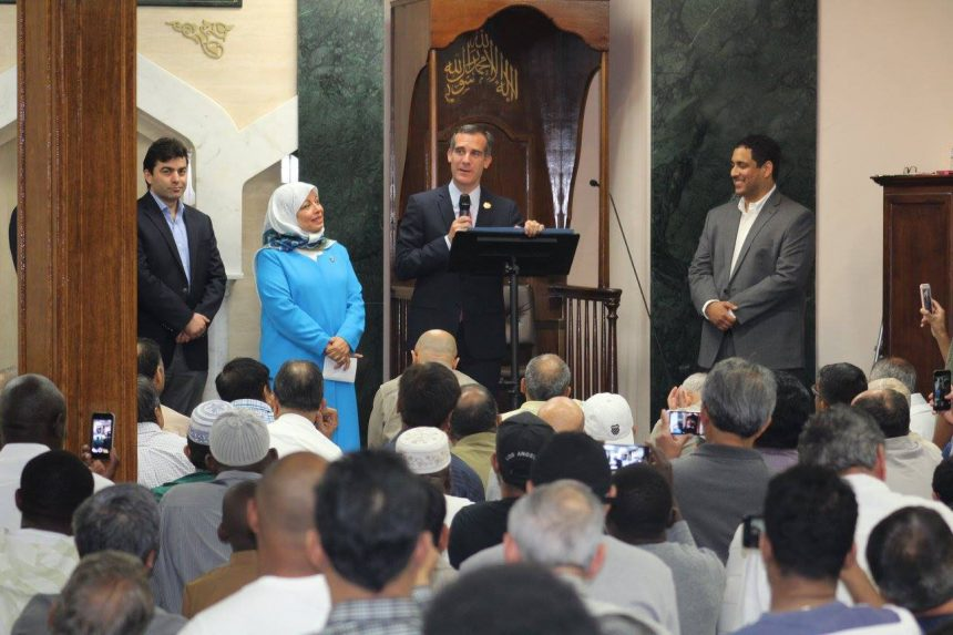 Mayor Garcetti Statement on the Holy Month of Ramadan