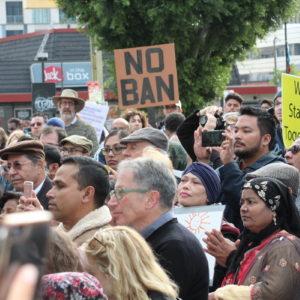 Muslim Solidarity Rally