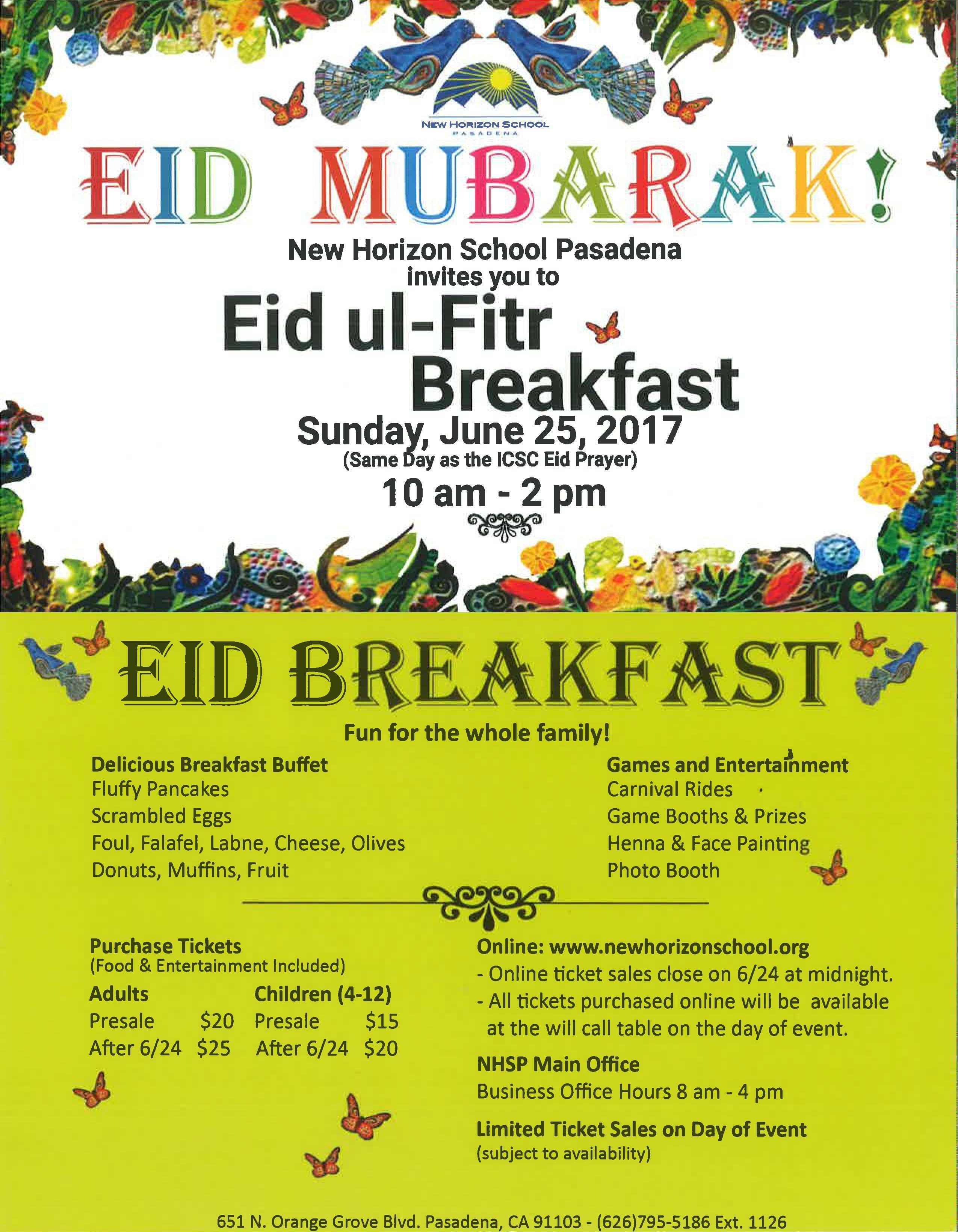 Best School Eid Al-Fitr 2018 - Eid-Flyer  Best Photo Reference_29653 .jpg?x99895