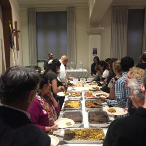 Interfaith Iftar in Pasadena