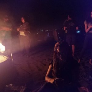 MYG Eid Bonfire at Dockweiler