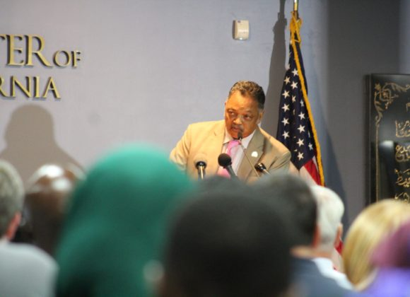 Rev. Jesse Jackson Speaks on Charlottesville & Racism