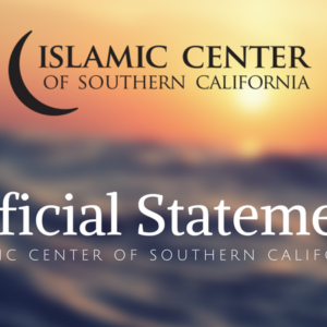 ICSC Statement on New Zealand Terrorist Attack