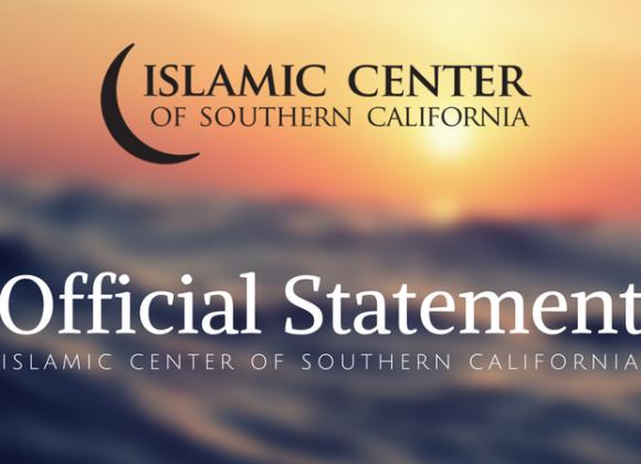 ICSC Statement on New Zealand Terrorist Attack