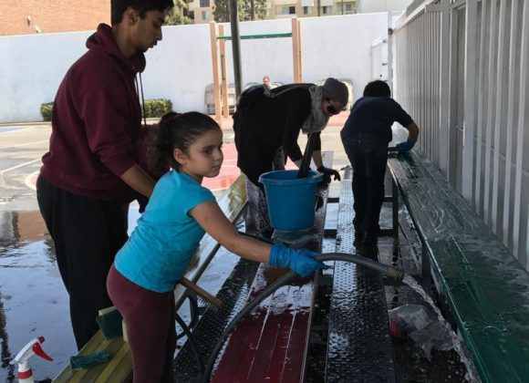 Mosque Beautification Day is a Beautiful Success!