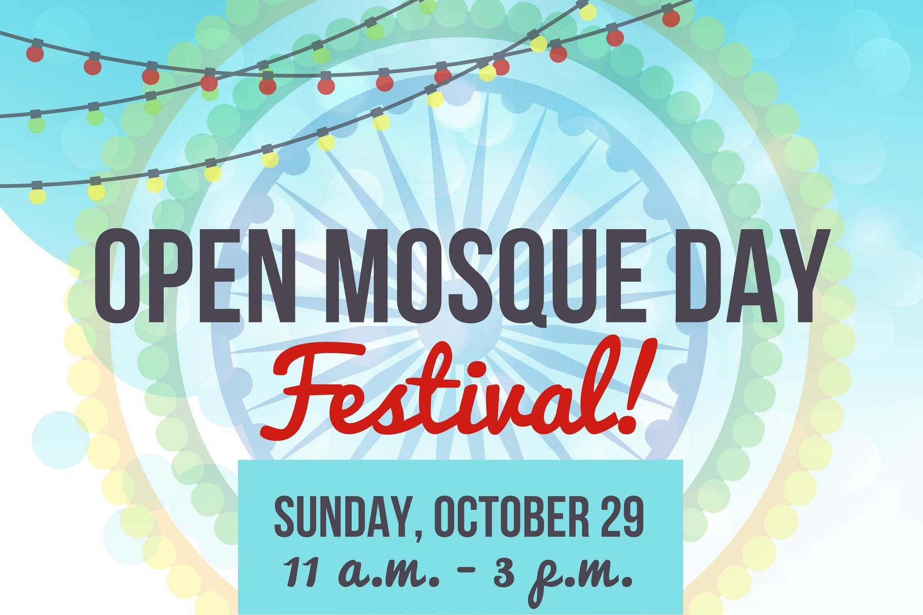 OPEN MOSQUE DAY-2