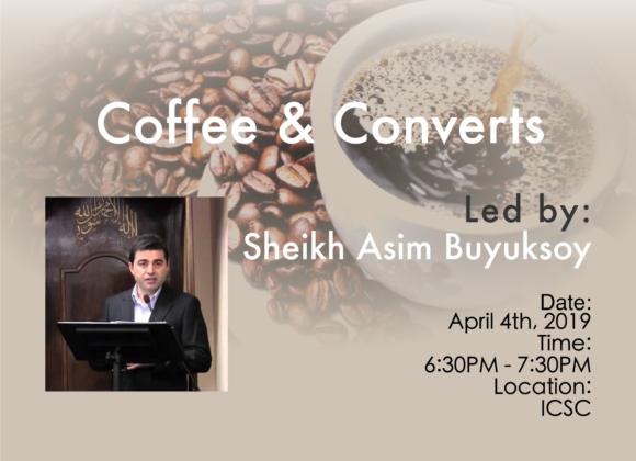 Coffee & Converts
