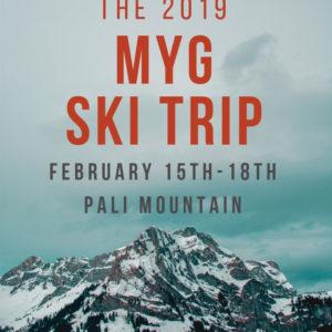 Muslim Youth Group Ski Trip 2019