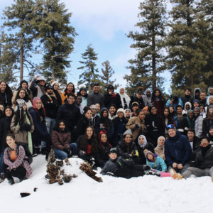 Muslim Youth Group: Ski Trip Reflection