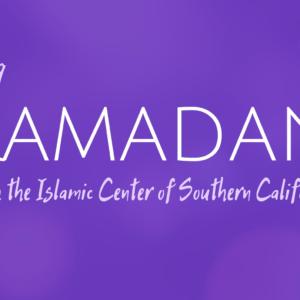 Ramadan with ICSC