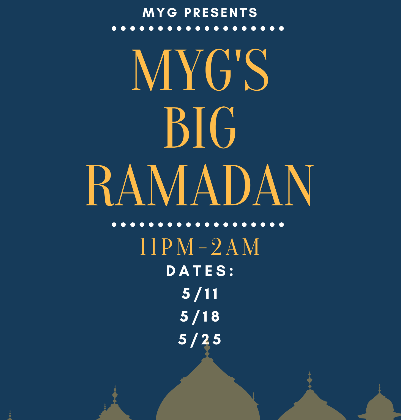 Muslim Youth Group: Big Ramadan