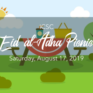 Thank You For A Great Eid al-Adha Picnic!