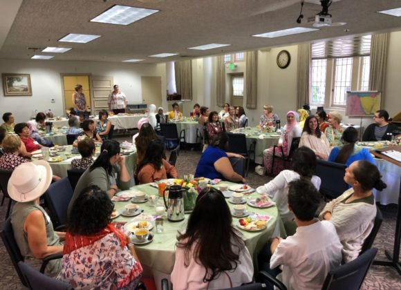 Thanks For Being Part of our Women's Tea with FUMC