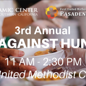 Join Us to Rise Against Hunger