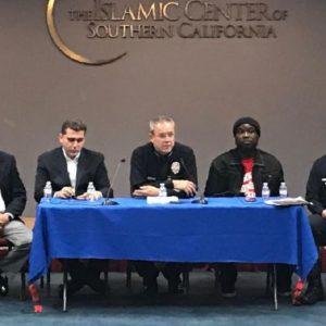 ICSC Hosts Annual LAPD Chief's Muslim Forum