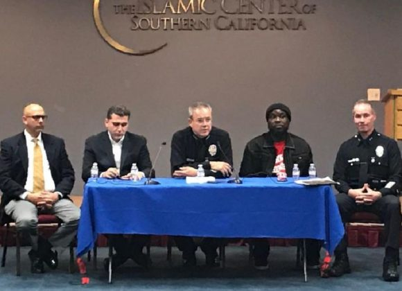 ICSC Hosts Annual LAPD Chief's Muslim Forum