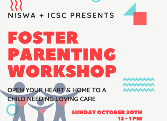 Topic of the Week: Foster Parenting Workshop