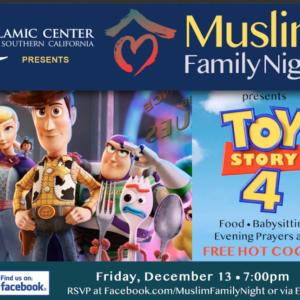 Muslim Family Night