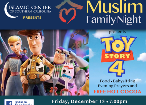Muslim Family Night