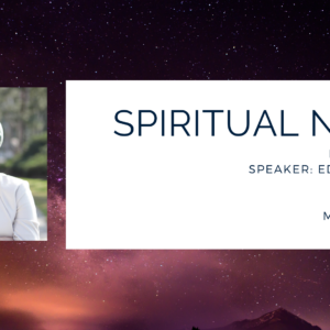 Join Friday for Spiritual Night
