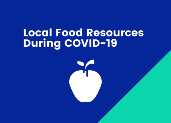 COVID-19: Local Food Resources