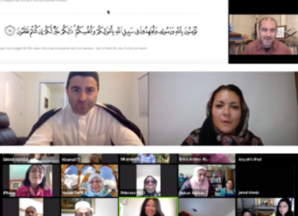 Our First Virtual Ramadan and Eid