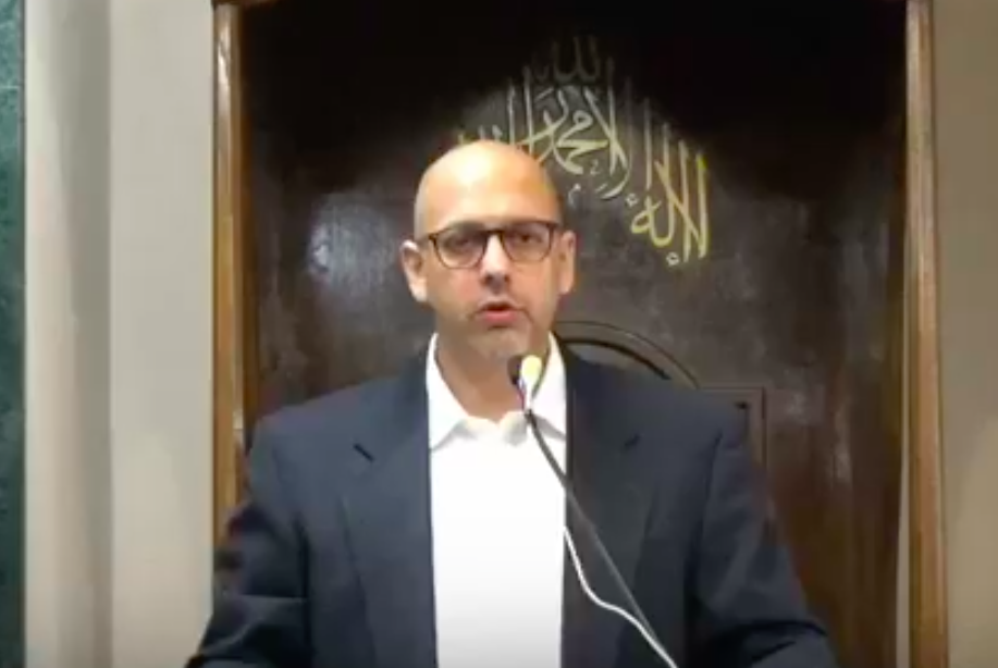 Maintaining Balance While Working for Justice: A Khutbah by Omar Ricci
