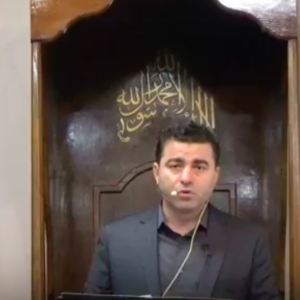 We Still Can't Breathe! a Khutba by Sheikh Asim Buyuksoy