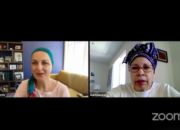Hidden Figures: Tracing the History of Muslim Women Scholars with Gail Kennard and Edina Lekovic