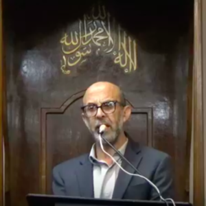 How to Defend Against Being Marginalized: A Khutba by Ahmed Gabalawy