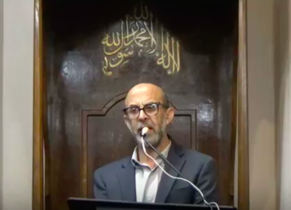 a Khutba by Ahmed Gabalawy