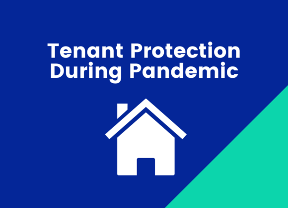 Tenant Protection During Pandemic