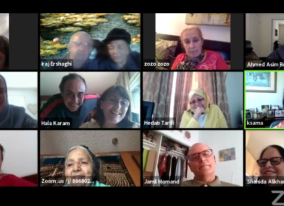 Powered ByYou: Seniors& Community Elders Zoom Social