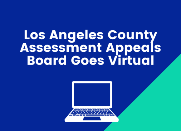 Los Angeles County Assessment Appeals Board Goes Virtual