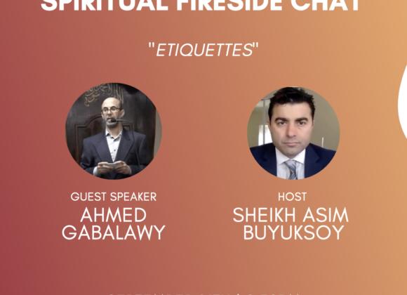 Thursday Night Program: Spiritual Fireside Chat